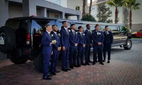 Wedding Limo Tampa